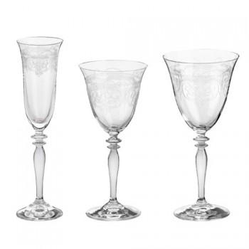 Yoloa med hjälp av dina kristallglas!